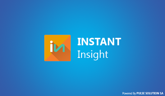 INSTANT Insight- screenshot thumbnail