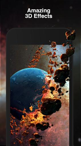 3D Wallpaper Parallax - 4D Backgrounds  2