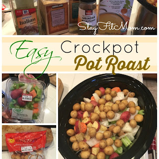Crockpot Pot Roast Recipe