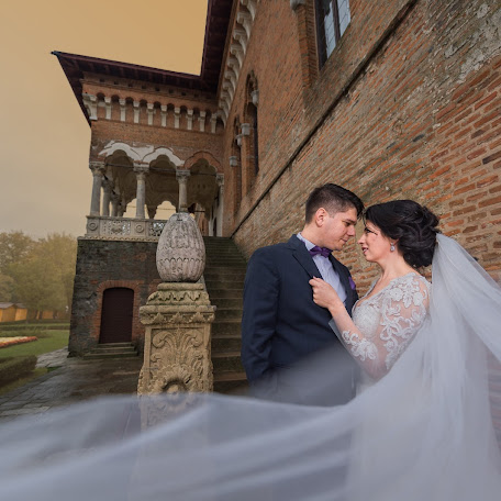 Wedding photographer Catalin Gogan (gogancatalin). Photo of 12.01.2018