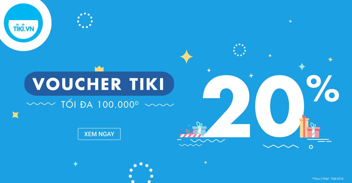 Sử dụng Tiki voucher, Sendo voucher giúp bạn tiết kiệm chi phí mua sắm hiệu quả