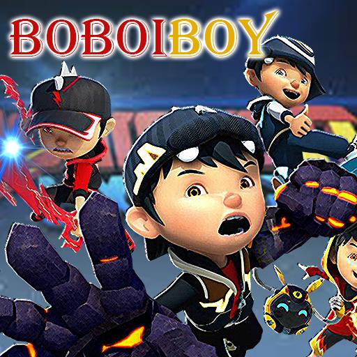 Guia Boboiboy Galaxy Heroes