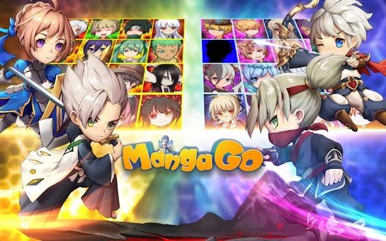 Manga go 3D
