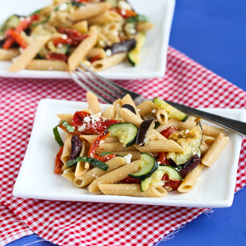 10 Best Vegetarian Pasta Salad Recipes