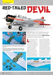 Airfix Model World Magazine- screenshot thumbnail