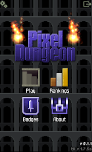 Skillful Pixel Dungeon v0.1.9