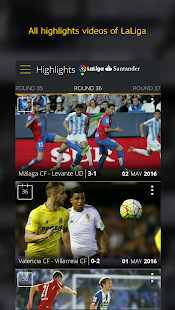 La Liga TV – Official Football- screenshot thumbnail