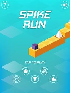 Spike Run- screenshot thumbnail