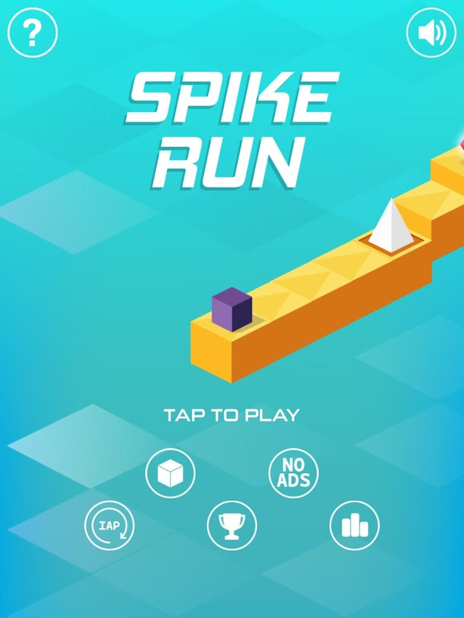 Spike Run- screenshot