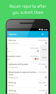 Drfocused Exception Reporting- screenshot thumbnail