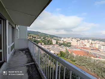 Appartement 5 pièces 85,71 m2
