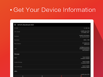 AnTuTu Benchmark Screenshot 14