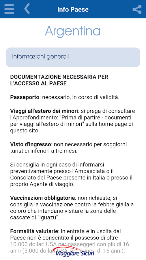 Unità Di Crisi- screenshot