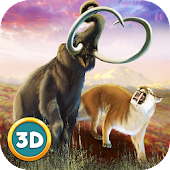 Mammoth Survival Simulator 3D