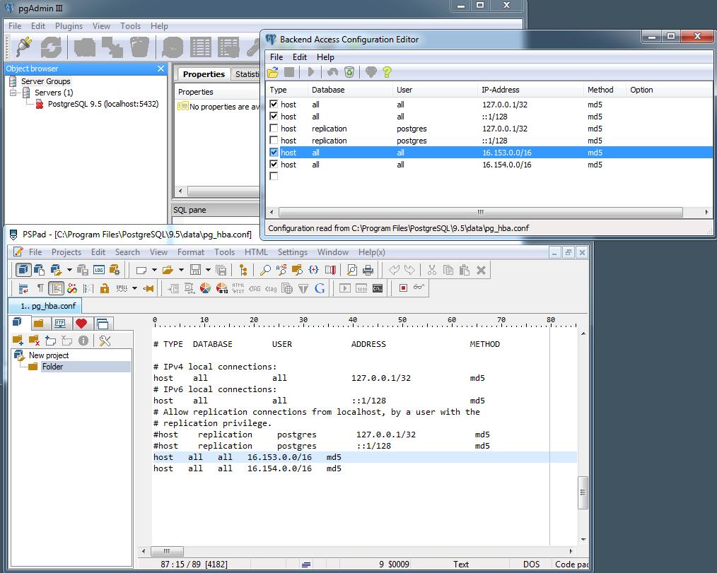 Install PostgreSQL Database | DucQuoc's Blog