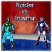 Spider Vs ironner!