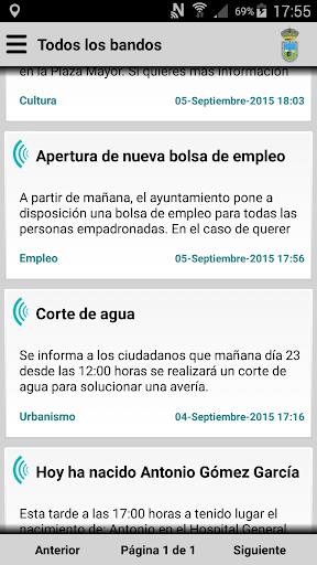 Santo Domingo Caudilla Informa