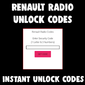 Free Renault Radio Codes For PC (Windows & MAC) | Techwikies com