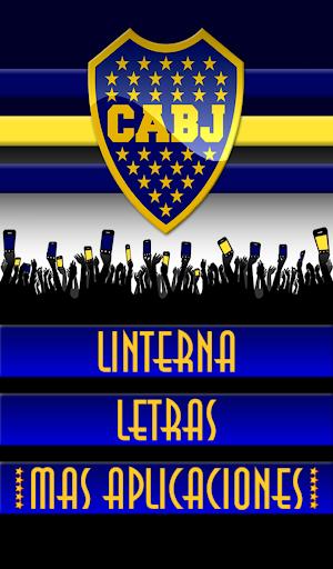 Linterna LED: Boca Juniors