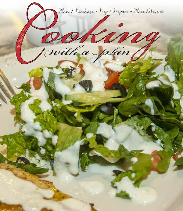 Salad Essentials: Andy's Secret Dressing Recipe
