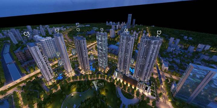 Giá bán chung cư D'Capitale Trần Duy Hưng