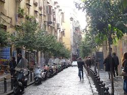 Nel cuore di Napoli