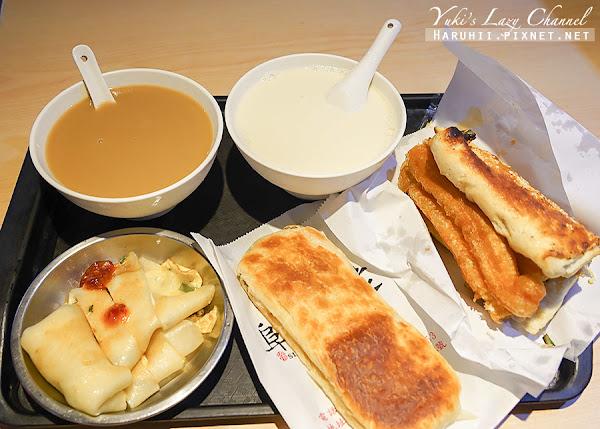 阜杭豆漿:台北必吃早餐,推厚餅夾蛋,附阜杭豆漿菜單,米其林必比登推薦