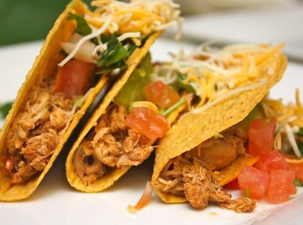 Chili Chicken Tacos Recipe