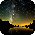 Starry Sky Video Wallpaper Icon