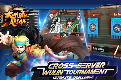 Kungfu Arena - Legends Reborn 1.0.6 gameplay | by HackJr.Pw 3
