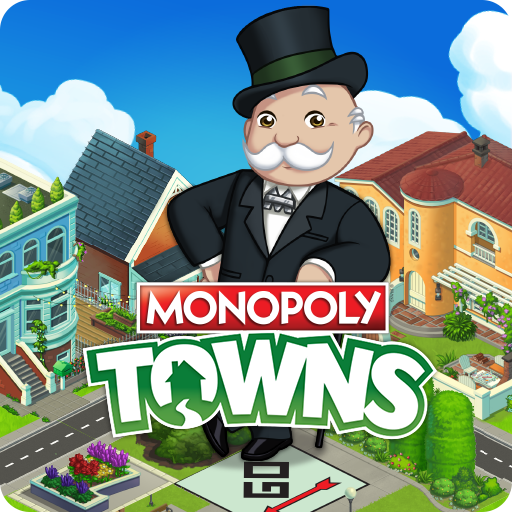 MONOPOLY Towns (game)