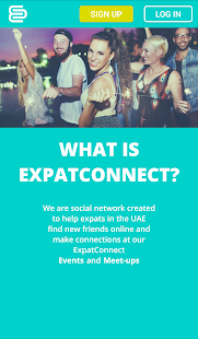ExpatConnect- screenshot thumbnail