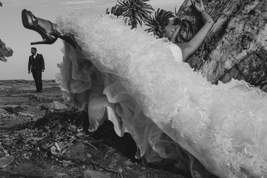 Wedding photographer Isidro Cabrera (Isidrocabrera). Photo of 18.09.2018