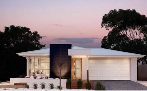 Domácí Vnější designové nápady - náhled