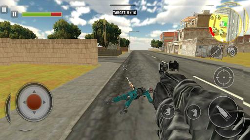 Ultimate free fire squad Survival Battlegrounds 3D 1.0 screenshots 6