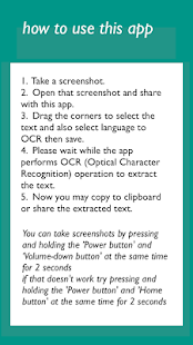 Copy Text On Screen v2.4.3 [Pro] [Mod] 1
