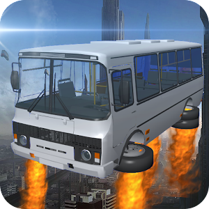 Flying PAZ Bus 3D for PC and MAC