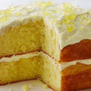 Lemon Drop Cake.