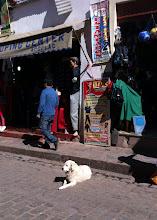 Photo: Streets of Cuzco, Peru.