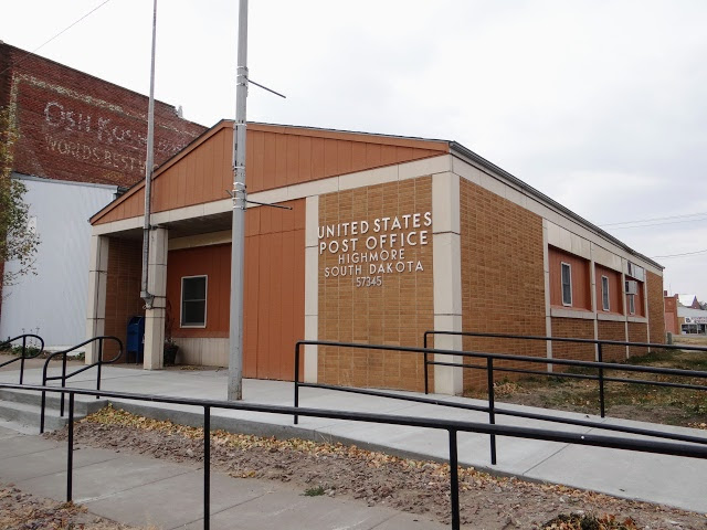 Highmore, SD post office