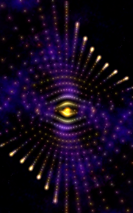 Space Music Visualizer- screenshot