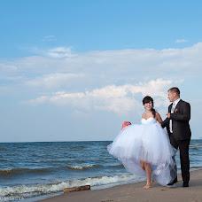 Wedding photographer Nadezhda Bondarchuk (lisichka). Photo of 03.10.2013