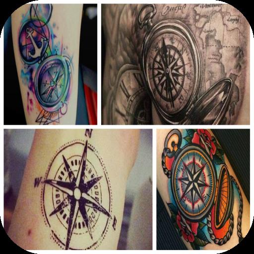 Tatuajes Diseños de Brujulas