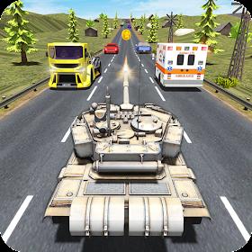 Tank Traffic Racer 2