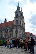 Photo: Przed bramą zamku w Brzegu