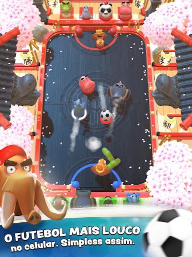 Futebol Rumble Stars screenshot 10
