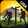 ViewRanger GPS & Trails USA
