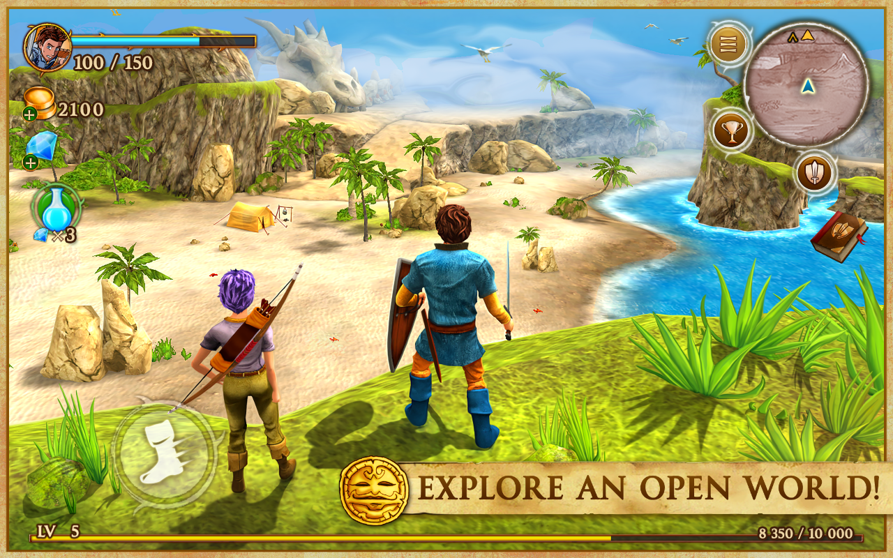 Beast Quest- screenshot