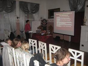 Photo: Settekivimite geostatistika (juh. A. Šogenova)