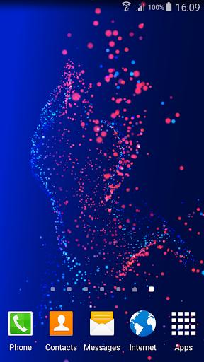sfondo animato android